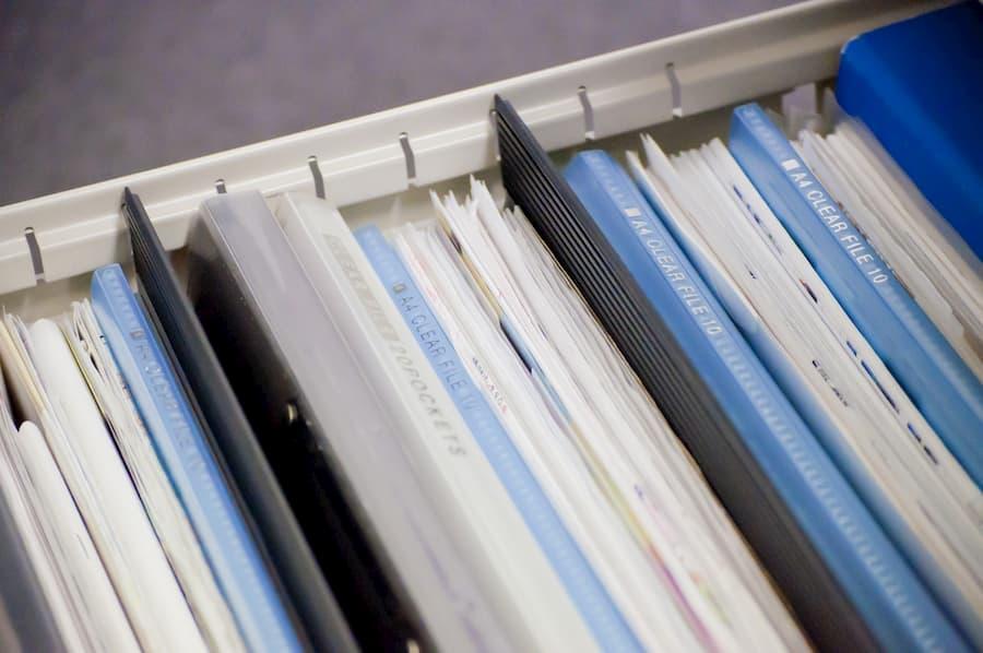 STEP1:担当利用者の書類を整えよう